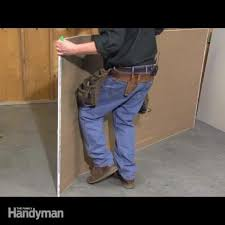 Ceiling Joist Spacing For Drywall by Ceiling Repair Fix A Sagging Ceiling Family Handyman