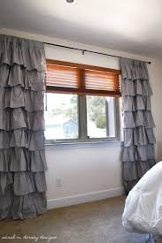 Grey Striped Curtains Target by Curtain Cute Interior Home Decorating Ideas With Cafe Curtains