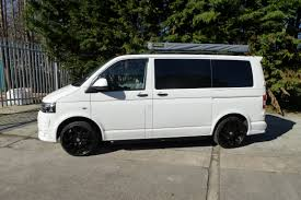 Van Guard VW Transporter T5 T6 2 Ulti Roof Bars With Pull Out ... Fiamma F40 Vw T5 Awning Everything Fitting A F45s To Transporter Bolt On Awning Rail Roof Spacer System Option 3 The Loopo Campervan Olpro Kiravans Rsail Awnings Even More Kampa Travel Pod Maxi Air 2017 Driveaway Size L Vw Fitted Camper Van Sun Canopy Itructions Cnections Setup Barn Door For Vivaro Trafic Black Multivan California Ten Increase Your Outside Living Space 2