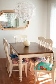 A Kitchen Table To Be Thankful For... A Make-Over Story ...