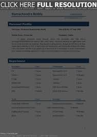 Fancy Testing Resume Sample For 5 Years Experience 1 Gift At One Year Format Net Developer
