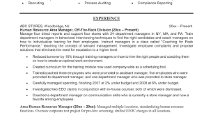 resume hr manager youth care specialist sle resume