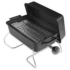 amazon com char broil portable gas grill standard outdoor