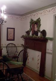 Primitive Decorating Ideas For Fireplace by 269 Best Primitive Dining Rooms Images On Pinterest Country