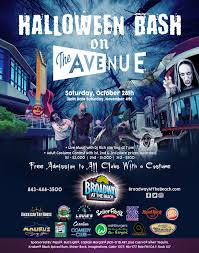 Dave And Busters Halloween 2017 by Broadway At The Beach