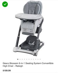 Highchair - April 2019 Babies | Forums | What To Expect Graco Duodiner Lx 3 In 1 High Chair Converts To Ding Booster Seat Groove Mothercare Baby Highchair 1965482 Duet Oasis With Soothe Surround Swing Babywiselife Kiddopotamus Snuzzler Complete Head Body Support Ivory R For Rabbit Marshmallow White Smart Chair 39 Hair With Traytop 10 Best Chairs For Parents Bargains Uk On High Cover Graco Baby Accessory Replacement Ship Nice Sensational Convertible