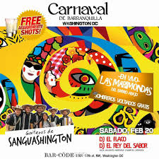 100 Barcode Washington Dc On Twitter Carnival Party Happening Tonight Live