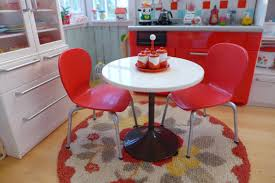 Retro Red Kitchen Table & Chairs Coaster Cleveland Retro 5 Piece Round Ding Table Upholstered And Chairs Set Fniture Clearance White Argos Chair Oxfordshire Outdoor Rimu And Chrome Fine Retro Drop Leaf Kitchen Tables Chairs Yellow 1950s Cracked Cool Dinettes Style Cadian Made Sets Vintage A Cafe With Wroclaw Poland Stock Room Kitchen Bar Stool Table Tables On Carousell Agreeable Antiques Atlas Formica Ugarelay Very Fashionable