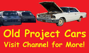 Classic Barn Find Project Cars For Sale Car Classics - YouTube Abandoned Challenger Ta Or Will It Live On Muscle Car Barn New Classic Craigslist Cars For Sale Willys Coupe Used Find In Spokane Wa Corvettes To Corvette Buy Project Rare Stored Classics Old Seem Finds Be All The Rage Right 1968 Dodge Charger Salvage 200 Httpbarnfindscomspokane Two Likenew Buick Grand Nationals Are The Of Year Amazing Edsel Parked And Left 1958 Pacer Corvette Split Window Coupe Barn Find Project Chevy By Owner Belair Dr Photo Gallery Hot Phscollectcarworld March