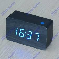 Cool Digital Wall Clock Battery Powered Operated Alarm 7 Best Images