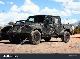 Moab Utah USA September 162018 4 Door Jeep Stock Photo (Edit Now ...