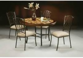 Atrium 5 Piece Dining Set By Pastel Furniture 1364 16 At 510 Fresh Of Table And