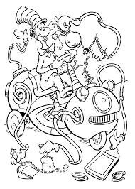 Dr Seuss Coloring Book Dreamworks Trolls