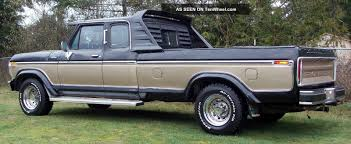 1978 Ford F - 250 Supercab Custom 400 Modified Automatic Sell
