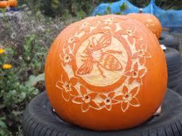Preserve Carved Pumpkin Lemon Juice by Windmill Community Gardens
