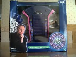 Who Wants To Be A Millionaire Electronic Board Game In Brighton