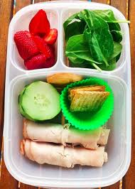 What Nutritionists Pack In Their Kids Lunch Boxes