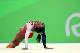 Simone Biles Floor Routine Score by U S Women Jump Spin And Soar To Gymnastics Gold The New York Times