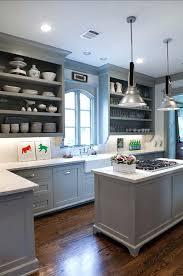 grey kitchen cabinets benjamin painted light gray ideas