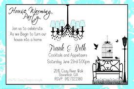Housewarming Invitation Templates Party Wording Funny Free Printable
