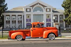 Building Orange Crush, A 1953 Chevy 3100