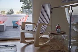 Ikea Poang Rocking Chair Nursery by Solid Wood Rocking Chair For Nursery Home Chair Decoration