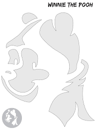 Zero Nightmare Before Christmas Pumpkin Carving Template by Winnie The Pooh Pumpkin Stencil Crafts Pinterest Stenciling