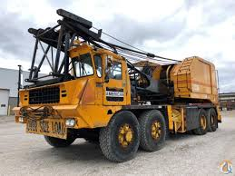 American 7530 Lattice Truck Crane Crane For Sale In Solon Ohio On ...