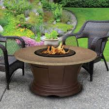 Fire Pit Table Set Designs And Model CatkinOrg