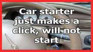100 Truck Wont Start Car Starter Just Makes A Click Will Not Start YouTube