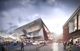 100 Wardle Architects The Flinders Street Station Shortlisted Proposal Grimshaw John