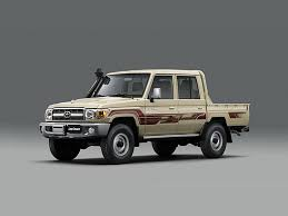 Toyota Land Cruiser 70 Pick-up Covers 1 Million Km In UAE | Drive Arabia 1967 Toyota Land Cruiser For Sale Near San Diego California 921 1964 Fj45 Truck 1974 Rincon Georgia 31326 Pin By Rafael Vrgas On Landcruiserhardtop Pinterest Cruiser Longbed Pickup Pictures Getty Images 1978 Hj45 Long Bed Pickup 1994 Bugout Recoil Fj 2006 Cartype Ebay Find Trend Uncrate Turbo Diesel 2015 In Dubai Youtube