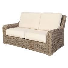 Patio Furniture Loveseat Glider by Wicker Patio Furniture Outdoor Wicker Furniture American Backyard