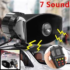 100 Truck Pa System Amazoncom FidgetFidget Speaker 12V Car Van 7 Sound Tone