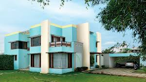 100 Outer House Design Cool Exterior Blue Paint