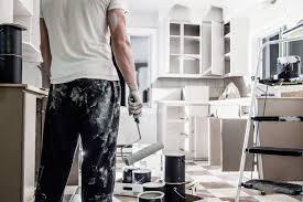 küchenmöbel lackieren anleitung hornbach