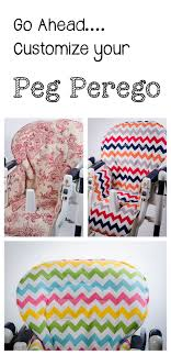 Handmade And Stylish Replacement High Chair Covers For Peg Perego ...
