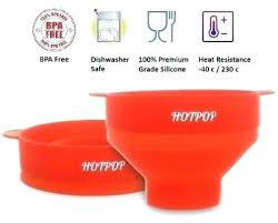 Walmart Red Microwave Popcorn Bowl Top Best Makers In 4 Original Collapsible