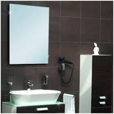 badspiegel 900 x 900 mm 5 mm kristallspiegel schnittkanten