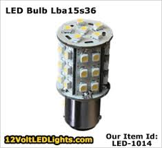 1141 led 1156 led lba15s36cw 12 volt led bulb ba15s single