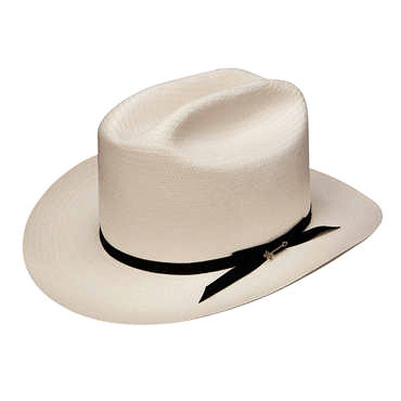 Stetson Open Road Straw Cowboy Hat: 7 3/8