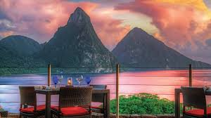 100 Jade Mountain Beauty Beyond Words At St Lucias Travel Weekly