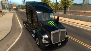 100 Monster Truck Simulator Kenworth T680 Energy For American