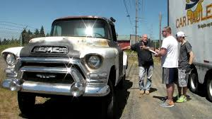1955 GMC Napco 4X4 Project Truck CTR-39 - YouTube 1955 Gmc First Series Readers Rides Issue 12 2014 132557 100 Suburban Carrier Youtube Gmc Truck For Sale Beautiful Classiccars Pickup Ctr102 Sale Near Arlington Texas 76001 Classics On Gasoline Powered Model 600 Original Sales Brochure Folder Pumper04 Vintage Fire Equipment Magazine Chevygmc Brothers Classic Parts Fire Truck This Mediumduty Outfit Flickr Cars And Pickups Pinterest 54 Precision Car Restoration