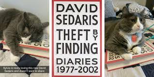 My Cat Reviews Theft By Finding David Sedaris