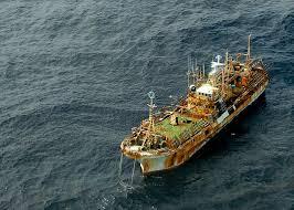 Deadliest Catch Boat Sinks Crew by Deckboss April 2012