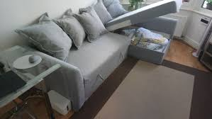 ikea holmsund corner sofa with storage in se1 for