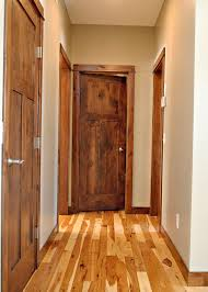 Like The Millwork Color And Style Floors Door Matches Closet Doors