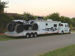 100 Toy Big Trucks Extreme Hauler The Size Of The Vs Size Of The RV Is