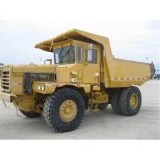 100 Rock Truck 1980 Euclid 215FD OffHighway